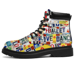 "BALLET DANCE LIVE LOVE LICENSE PLATES ASBOOTS@ springlifepro BALLET454@all-season-boots"" 304061"