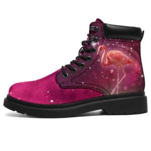 "LT 10 FLAMINGO FANTASY PINK BOOTS@ shoesnp lt 10 flamingo fantasy pink boots@all-season-boots"" 303785"