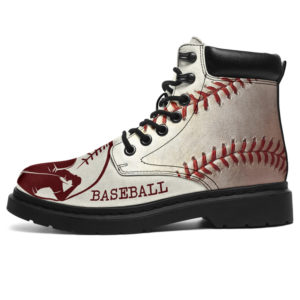 "Baseball pattern ball asboots@ summerlifepro Baseball45@all-season-boots"" 303693"