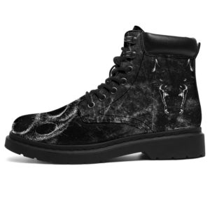 "Hunting style wolf all season boots@ bonloves wolf boots 01@all-season-boots"" 303278"