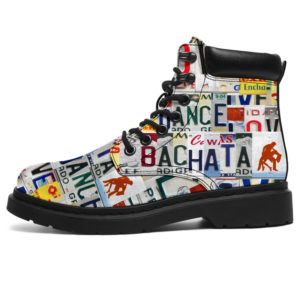 "BACHATA DANCE LIVE LOVE LICENSE PLATES ASBOOTS@ springlifepro BACHATA213@all-season-boots"" 300426"