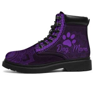 "dog mom mandala asboots@ proudteaching dogmom84598@all-season-boots"" 300288"