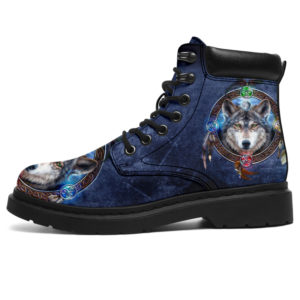 "Love Wolf All Season Boots@ bonloves wolf04@all-season-boots"" 300058"