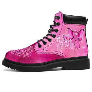 "breast cancer awareness butterfly ribbon thao@ nurselifepro breastcancerrr83757@all-season-boots"" 299000"