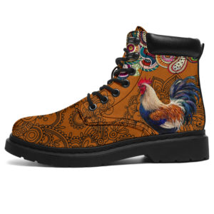 "Dt-3 Chicken soil golden pattern seasson boots@ shoesnp Dt 3 Chicken soil golden pattern seasson boots@all-season-boots"" 297804"