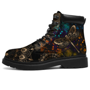 """Dragonfly Henna With Watercolor AsBoot - TL@ animallovepro jky567@all-season-boots"""" 294906"""