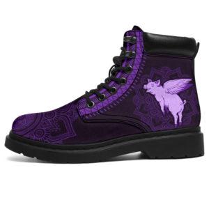"Pig - Mandala Art asboots@ animallovepro dgfhgh@all-season-boots"" 293295"