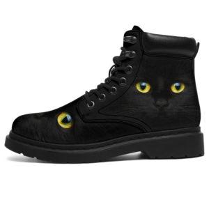 "black cat face asboots LQT@ animallovepro balchj98359@all-season-boots"" 291688"