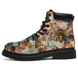 """Bee Hives And Diamond As Boot - TL@ animallovepro fhfg6756@all-season-boots"""" 291274"""