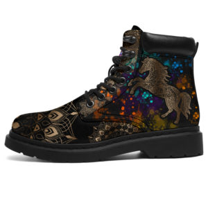 """Horse Henna With Watercolor AsBoot - TL@ animallovepro ghfgh424@all-season-boots"""" 289664"""