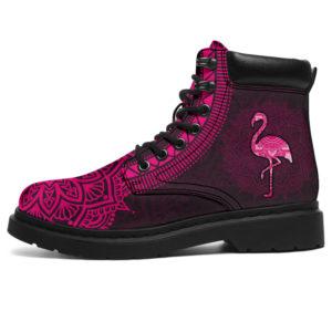 "Flamingo with mandala Asboot SKY@ animallovepro flamingo975032640@all-season-boots"" 289480"