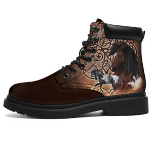 "Horse Celtic Knot asboots@ animalaholic Horsesfd@all-season-boots"" 288330"