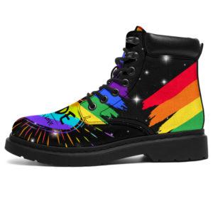 "LGBT Pride Boots Limited@ abigboomusa LGBT@all-season-boots"" 287961"