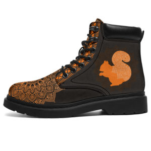"""SQUIRREL LEATHER BOOT@ zolagifts squirrel@all-season-boots"""" 286718"""