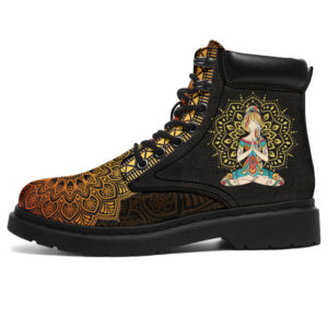 "YOGA LEATHER BOOT@ zolagifts yogaboot@all-season-boots"" 285890"