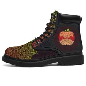 "TEACHER LEATHER BOOT@ zolagifts teacher@all-season-boots"" 283635"