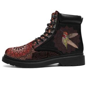 "HUMMING BIRD LEATHER BOOT@ zolagifts hummingbird@all-season-boots"" 283405"