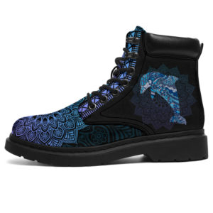 """DOPHIN LEATHER BOOT@ zolagifts dophin@all-season-boots"""" 282807"""