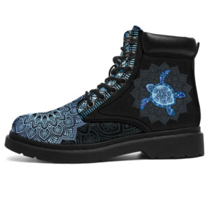 """TURTLE LEATHER BOOT@ zolagifts turtleshortboot@all-season-boots"""" 282623"""