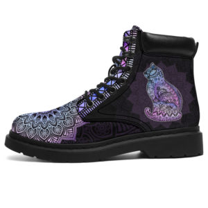 """CAT LEATHER BOOT@ zolagifts catshortboot@all-season-boots"""" 282577"""
