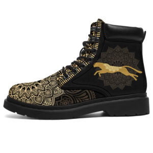 """CHEETAH LEATHER BOOT@ zolagifts cheetahboot@all-season-boots"""" 281657"""