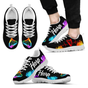 HARP ART WATERCOLOR SHOES@ springlifepro harpart767387@sneakers 274314