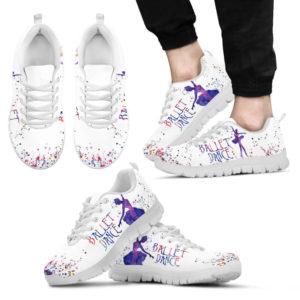 Ballet Dance Watercolor Splash@ springlifepro Ballet246@sneakers 272674