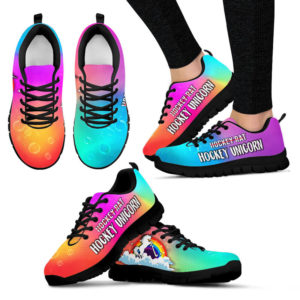 Hockey Unicorn Color Shoes@ springlifepro FHFGH@sneakers 270719