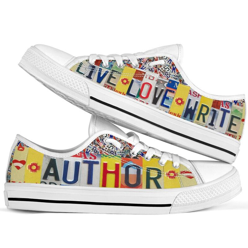 """Author live love write license plates low top@ springlifepro Authord23v2d3@low-top"""" 267250"""
