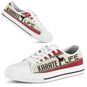 karate life shoes@ springlifepro karatyt347@low-top 266798