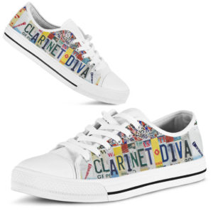 """clarinet diva license plates low top@ springlifepro clarinet54hh@low-top"""" 265530"""