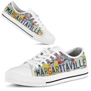 Margaritaville license plates low top 3@ springlifepro Marg12v12@low-top 264900