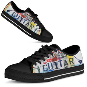 Electric guitar license plates low top@ springlifepro ElectricSFDF@low-top 264719