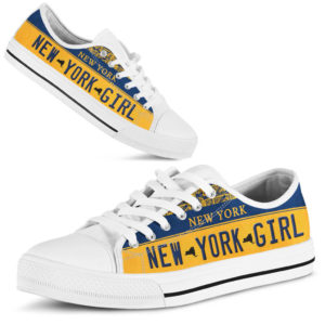 new york girl license plates low top 2@ springlifepro new121@low-top 264674