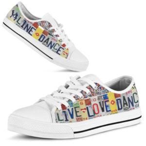line dance live love dance license plates low top@ springlifepro linedance4545@low-top 250595