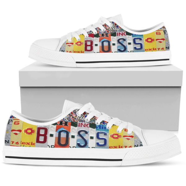 "boss license plates low top@ springlifepro bossit45899043@low-top"" 244554"