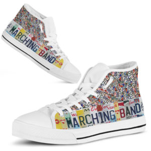 Marching band license plates hight top@ springlifepro Marv23v23@high-top 237618