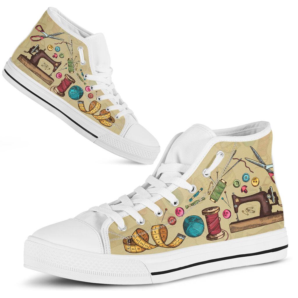 "Sewing pattern High Top shoe@ weecreate4u sewpattern@high-top"" 235084"