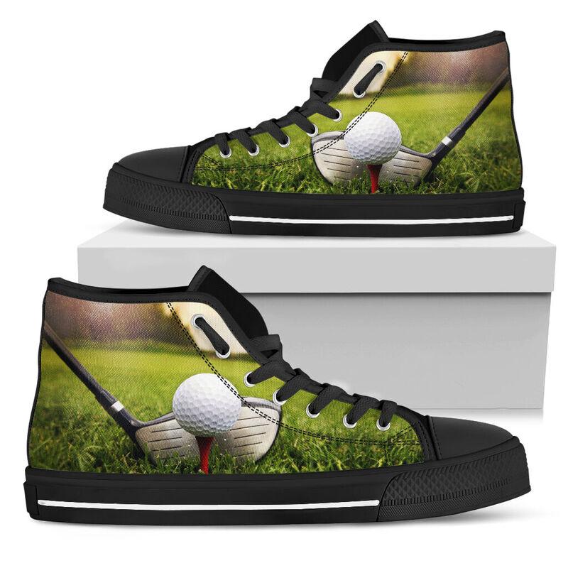 """GOLF 3D@ golflifepro 3dgolfblack@high-top"""" 234501"""