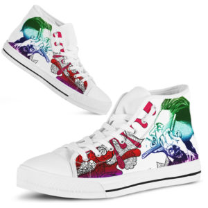"BARBER HIGH TOP SHOES@ lazaart t305h@high-top"" 234450"