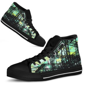 """ELECTRICIAN HIGH TOP SHOES@ lazaart TH29510@high-top"""" 233370"""