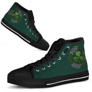 "St Patrick's Day High Top Shoes@ bonloves 01 high top shoes@high-top"" 230714"