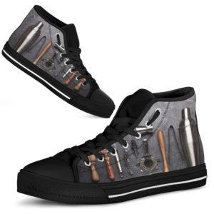 Bartender High Top Shoes@ rockinbee bartender high 031@high-top 228824