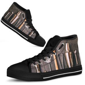 Bartender High Top Shoes@ rockinbee bartender high 101@high-top 228239