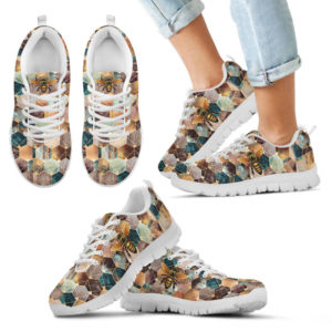 Bee Hives And Diamond Sneaker - TL 394564