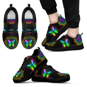 buterfly colorful mandala Sneaker TTA 393555