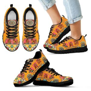 Horse and hippie bus sneaker SKY 389589