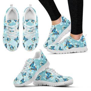 Butterfly flower sneakers SKY 389212