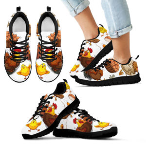 Chicken and egg cute shoes LQT 388960