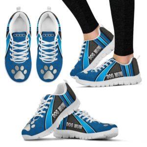 Dog mum - AD Heart shoes SKY blue V2 385495